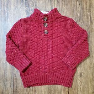 Cat & Jack Button Sweater - 2T (KIDS)